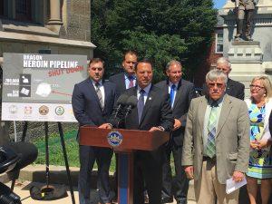 Dragon Pipeline Press Conference