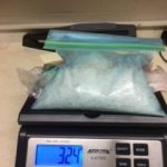 Meth Seized     Weight