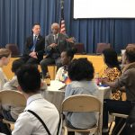 Quakertown/Cheltenham event in commemoration of MLK